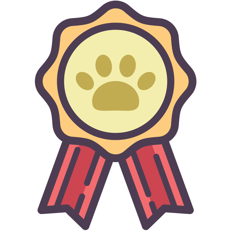 Dog Trainer Service Logo
